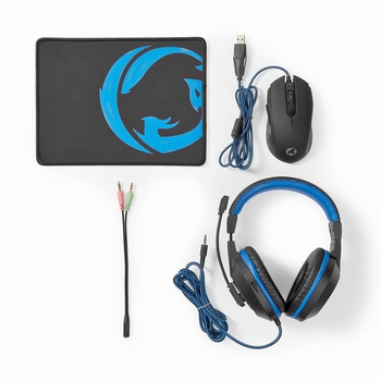 Nedis Gaming Combo Kit